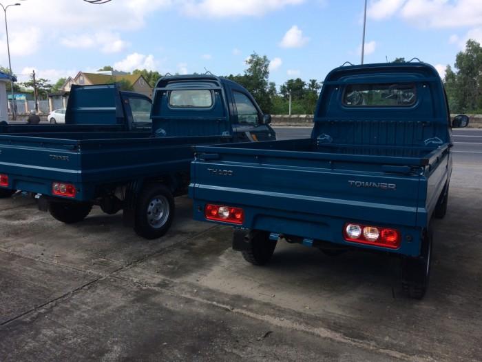 Mua bán xe tải nhỏ (dasu) Towner 990kg tại Bà Rịa Vũng Tàu 6