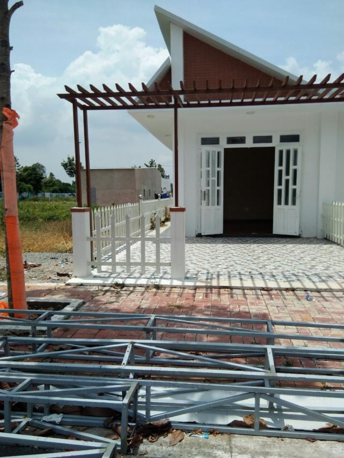 Nhà villa TP Bà Rịa đường hương lộ 2 QL56 L.Toàn