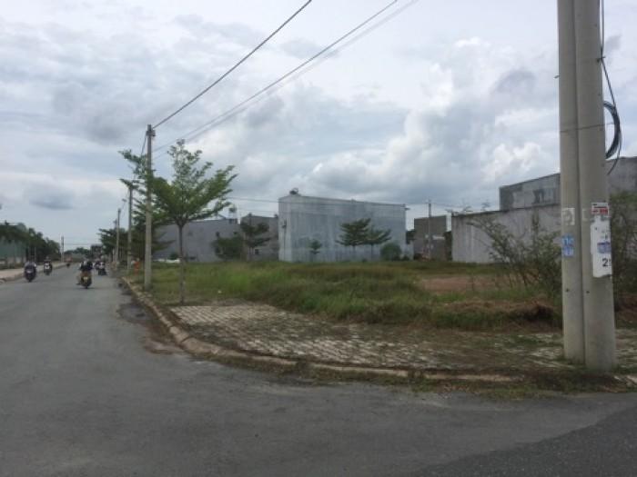 Bán 2 lô đất KDC Mỹ Hạnh Hoàng Gia, SHR Sang Tên Ngay.