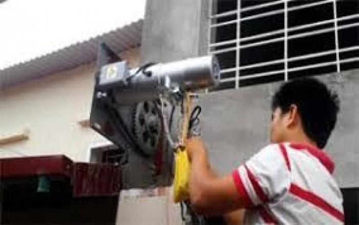 Sửa Motor cửa cuốn tại quận Tân Bình