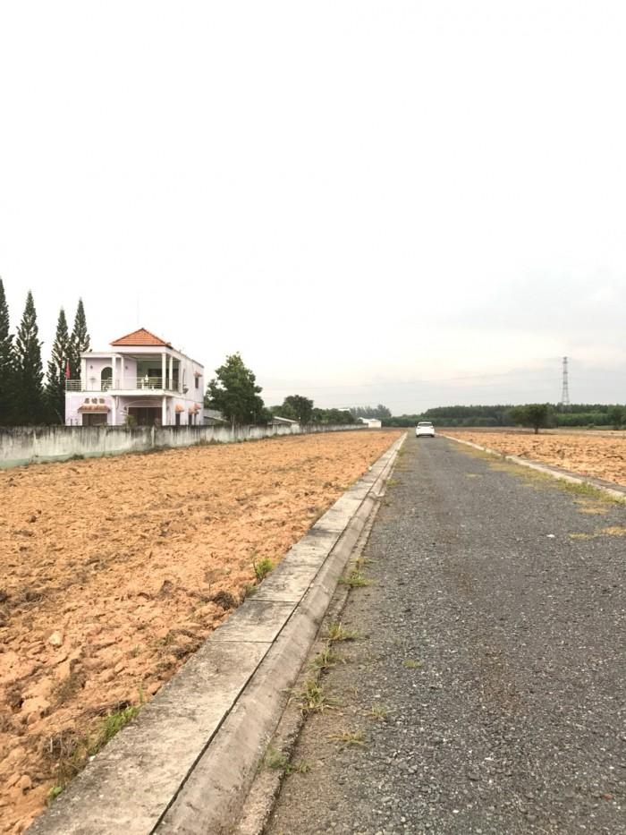 Bán đất nền mặt tiền Bàu Cạn, Long Thành, 1500m2