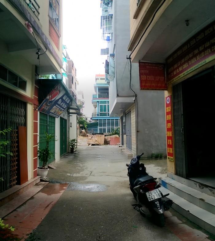 Sở hữu căn nhà cực đẹp ở Ngô Xuân Quảng, Dt 107m