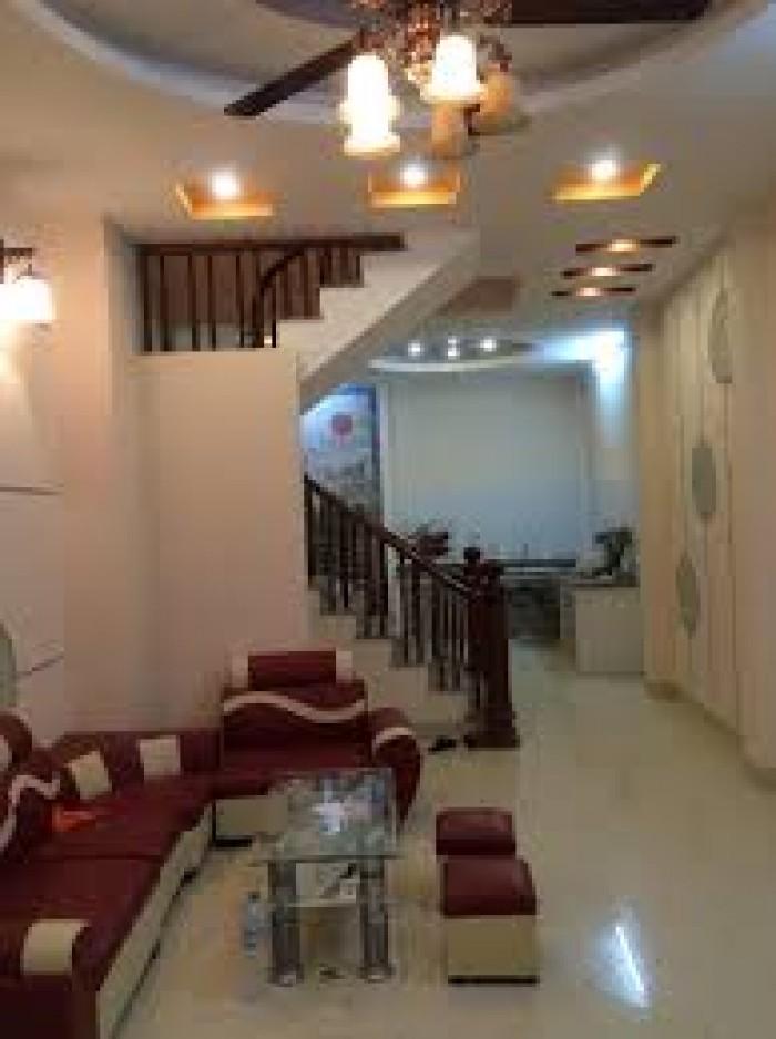 Kẹt tiền kinh doanh bán gấp nhà HXT đường Tô Hiệu, phường Hiệp Tân, quận Tân Phú