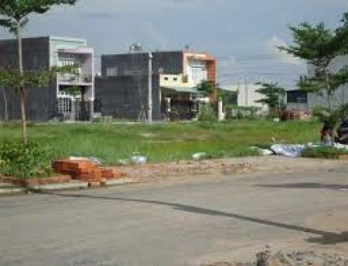 Đất mặt tiền đường Nguyễn Hữu Trí giá rẻ ngay Cầu Bình Điền, SHR