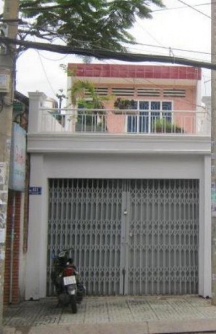 Nhà Hương lộ 3, Bình Tân, đường lớn thông thoáng tiện lưu thông các quận trung tâm