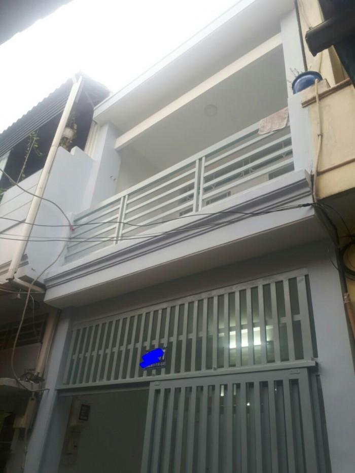 Bán Nhà Hẻm Đường số 9, phường 16, Quận Gò Vấp