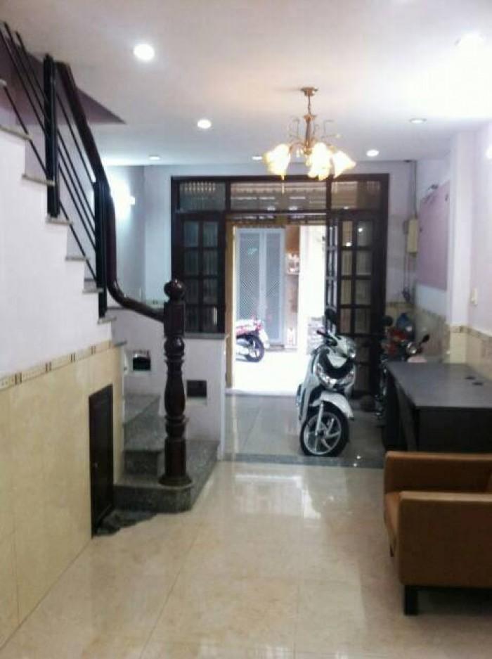 Bán Nhà Đẹp Châu Âu 4 Lầu Đang Cho Thuê 45tr/Tháng, Nguyễn Thị Minh Khai Q.3