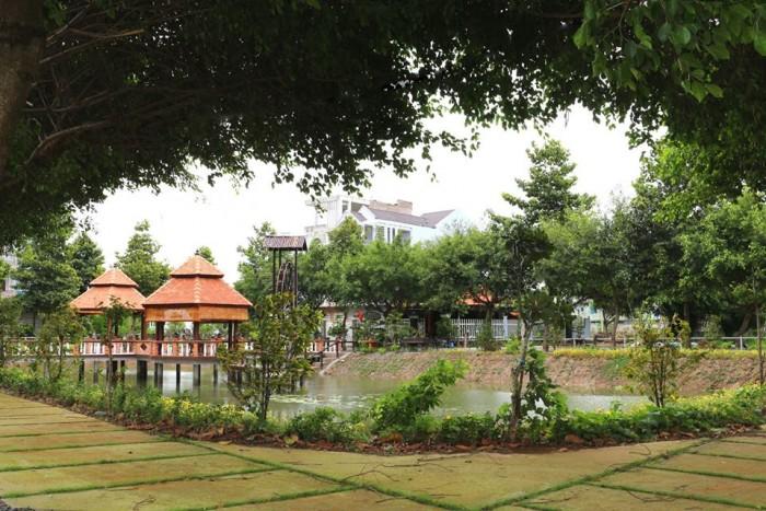 Đất TP Tân An, ngay khu hành chính mới 250ha ven sông