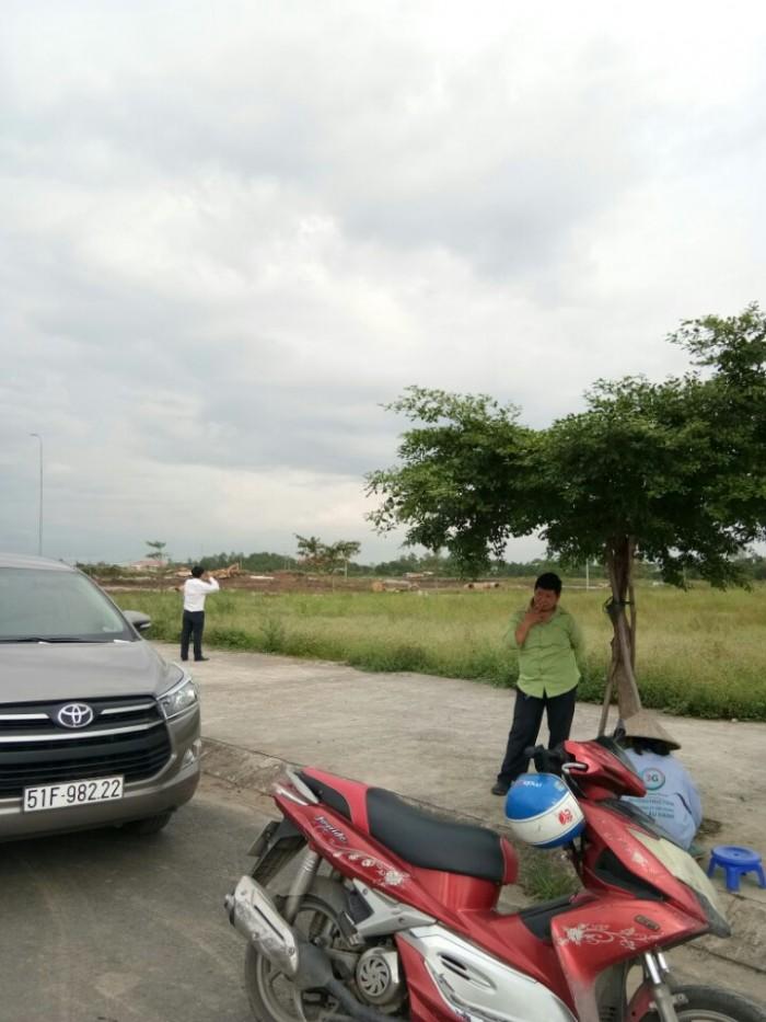 Đất thổ cư 5x17m2,shr, 690 Thanh Niên ,Bình Chánh