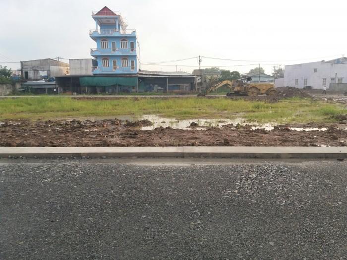 Đất mặt tiền Trần Đại Nghĩa, liền kề An Lạc. Giá 15tr/m2, KDC hiện hữu