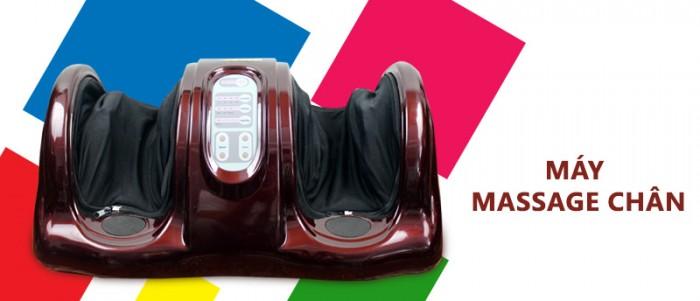 Máy massage chân thấp chính hãng Nhật Bản