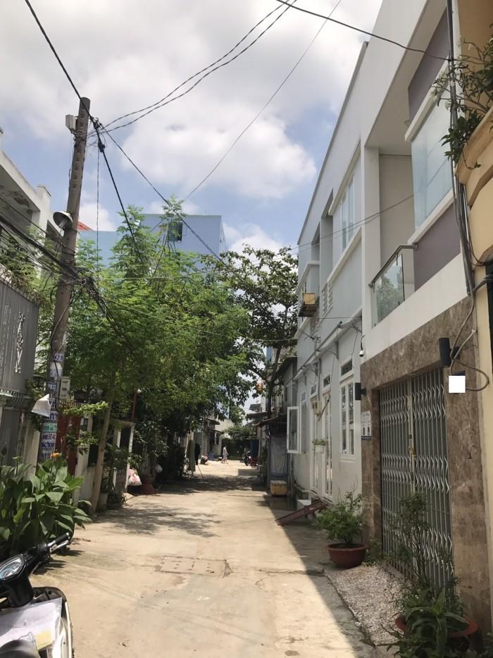 Bán Nhà Hẻm Đường số 20, phường 5, Quận Gò Vấp