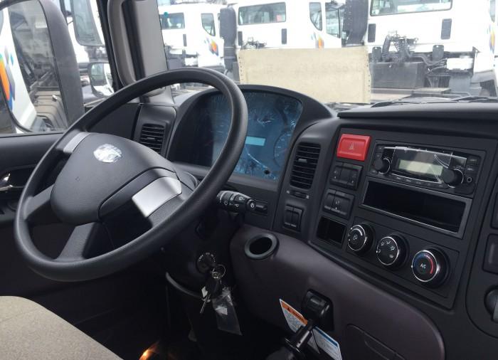 Xe tải Daewoo 3 chân