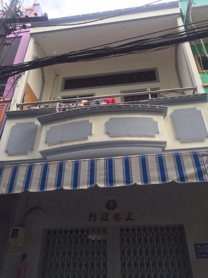 Bán nhà 3 tầng phố Ngô Xuân Quảng, Gia Lâm, Hn. DT 107m2.