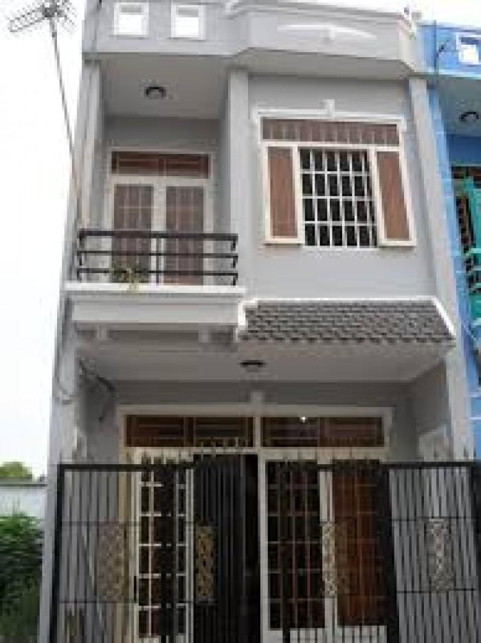 Nhà 1 Lầu 5*17 Shr Nguyễn Văn Bứa, Gần Trường Tiểu Học Nhị Xuân