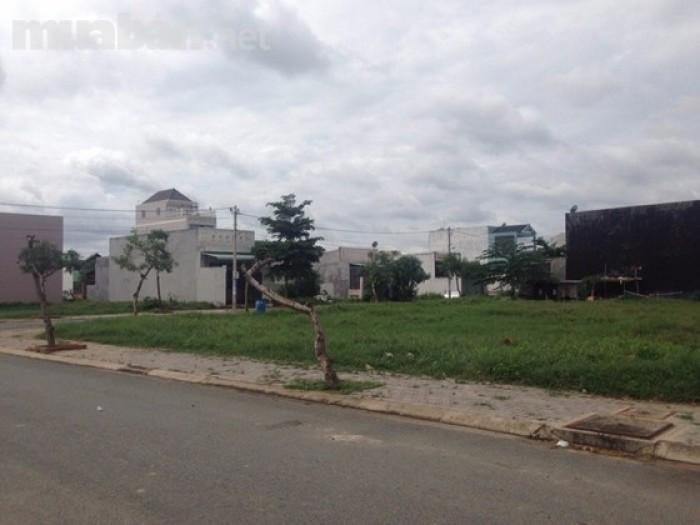 Bán đất có sổ hồng riêng tại đường Nguyễn Thái Sơn, P5, Gò Vấp, đường nhựa 6m điện âm, có công viên.