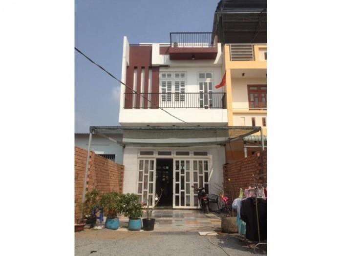 Nhà mặt tiền Phạm Văn Đồng, Linh Tây, Thủ Đức