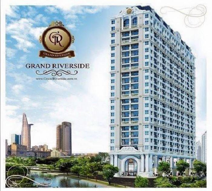 Cần bán gấp căn hộ mặt tiền sông cách chợ bến thành 2km