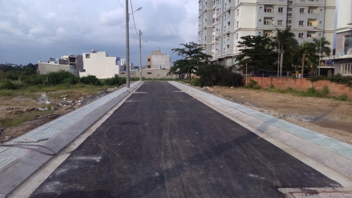 Bán đất đường CÂY KEO - TAM PHÚ, DT 61m2 thổ cư 100%