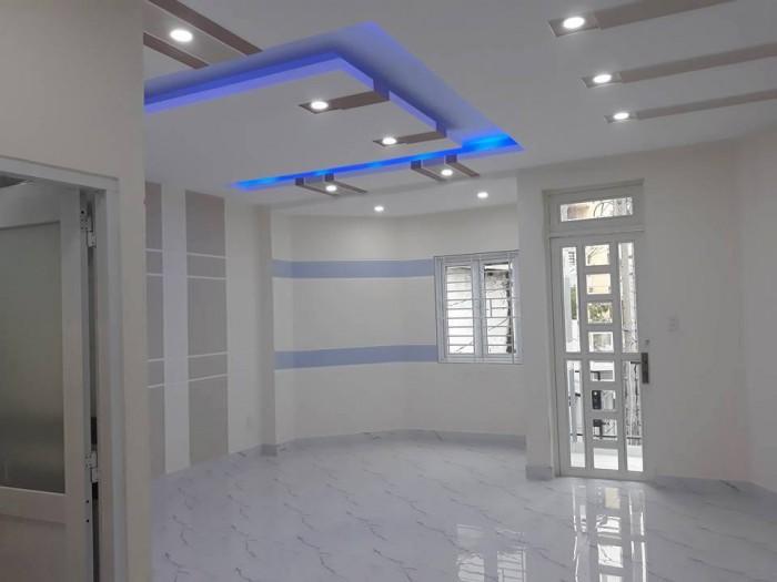 Bán Nhà Đẹp Giá Rẻ Nguyễn Kiệm, Q.PN, 5.5x10m, 4 tầng.