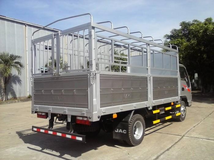 Xe tải Jac 2,4 tấn đời mới nhất trả góp giá tốt