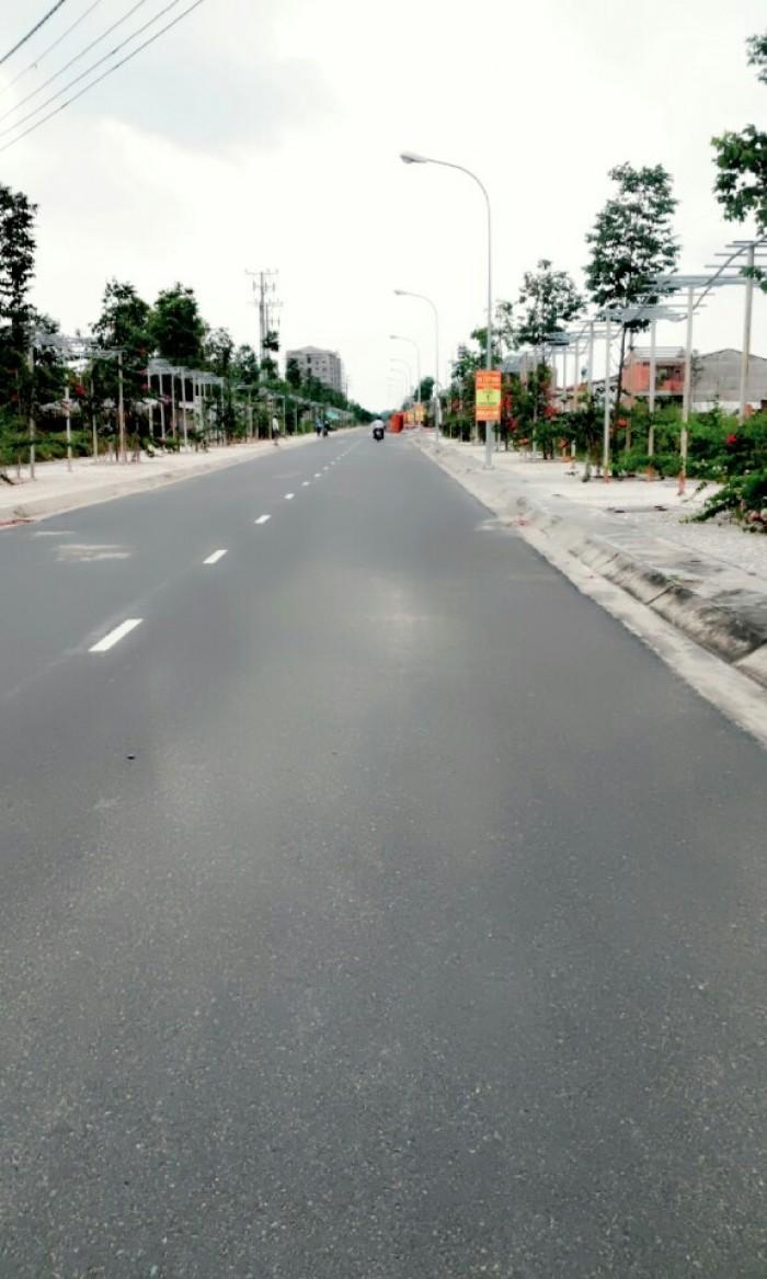 Đất nền dự án đường Võ Chí Công,p.Cát Lái,q2,shr,xdtd