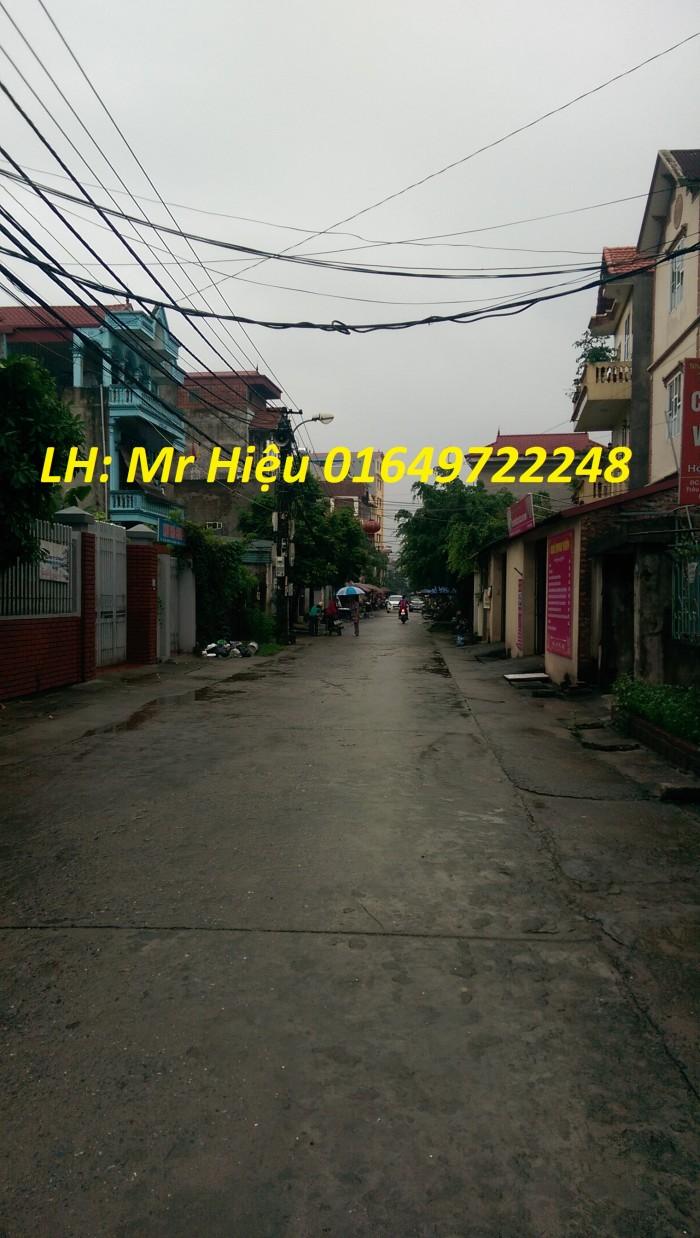 Cần tiền! Bán gấp mảnh đất ở TDP An Lạc, Trâu Quỳ, DT 42,2 m2