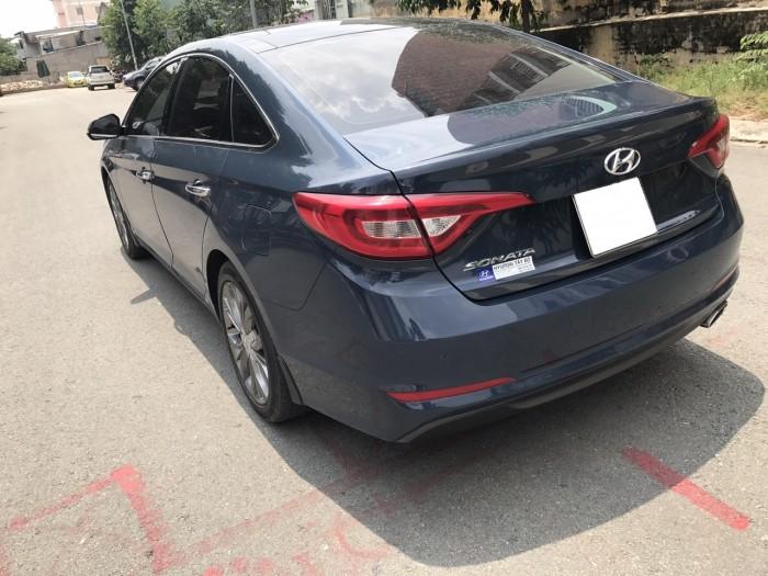 Hyundai Sonata sản xuất năm 2016 Số tự động Động cơ Xăng