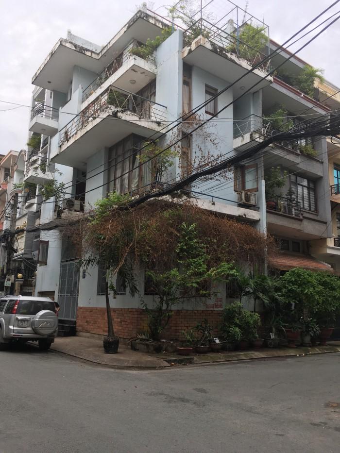 Nhà 2 MT HXH Tô Hiến Thành, Q10. DT 6.5x10m, 4 tầng BTCT