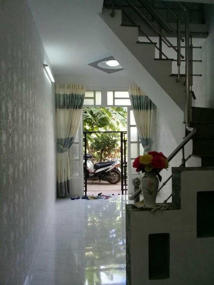 Cần bán nhà SH Đồng Sở Hữu Hẻm 257  Nguyễn Bình, Nhà Bè. DT:3x9m.1T1L