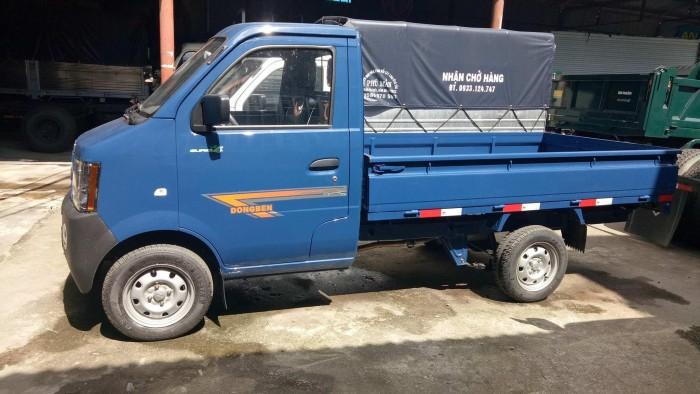Xe tải DongBen 870kg thùng lửng giá cạnh tranh