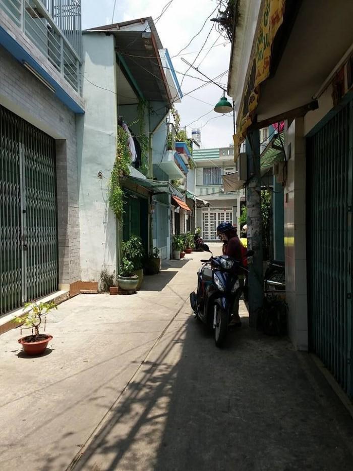 Bán Nhà 2.85 Tỷ 5.15x11.37m hẻm 3mPhú Thọ Hòa, Phú Thọ Hòa, Q.Tân Phú, TPHCM