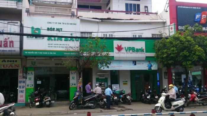 Cần Bán Nhà MT Nguyễn Sơn . 8x31m2 , Nhà 2 Lầu