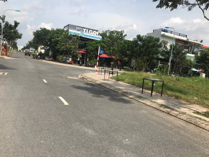 Bán đất Đường Huỳnh Châu Sổ Phường 6 TP Tân An mặt tiền đường trung tâm