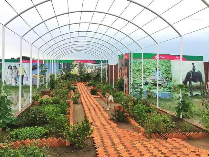 Mở bán dự án An Nhiên Garden trung tâm thành phố Tân An SHR giá chỉ 480tr/nền