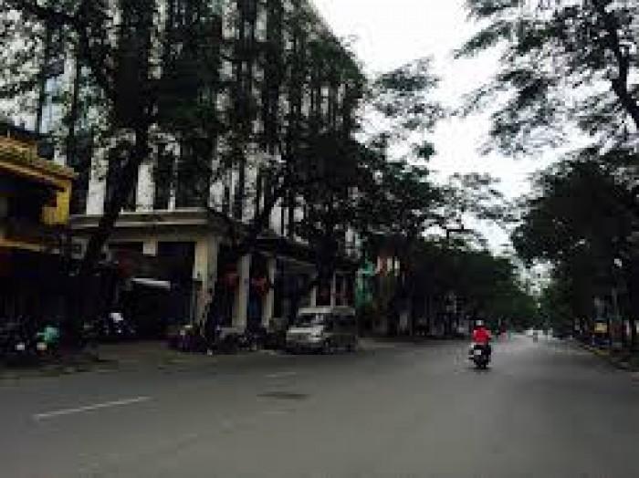 Bán nhà MT Điện Biên Phủ - Hai Bà Trưng, Quận. 3, DT 4x27m vuông vức, trệt, 6 lầu