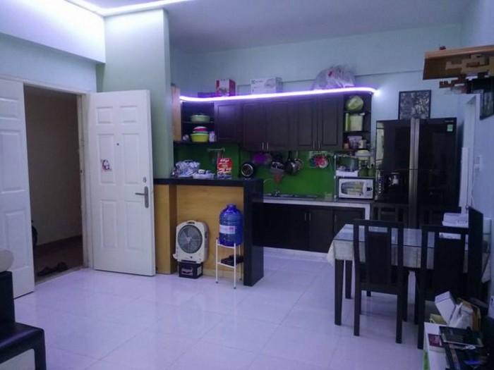 Cần bán gấp căn hộ Lê Thành, Q.Bình Tân, Dt : 73 m2, 2PN, 2WC