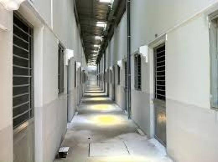 Bán Gấp Dãy Trọ 16 Phòng Và 200m2  Đối Diện Chợ, KCN Đang Hoạt Động