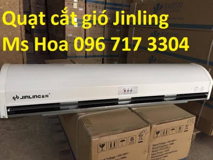 Quạt cắt gió Jinling FM-1215K-2 loại 1,5 M1