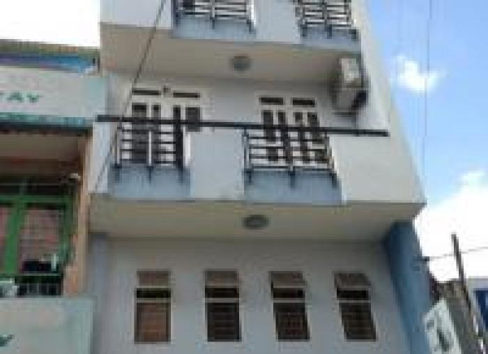 Bán nhà MT Mai Thị Lựu, Q.1. DT: 5.4x12m, 3 lầu
