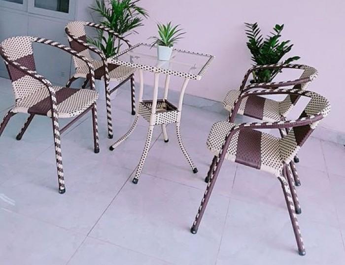Cần thanh lý gấp bộ bàn ghế cà phê giá rẻ mọi chi tiết liên hệ