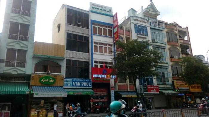 Bán gấp mặt tiền đường Võ Văn Tần, [DT: 5x14m Xây 4 Lầu], Quận 3