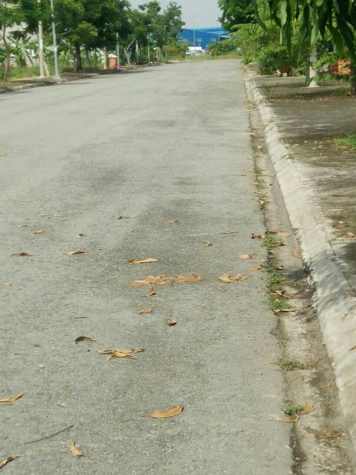 Bán đất khuyến mãi nhà khu dân cư hiện hữu nguyễn van tạo long thới