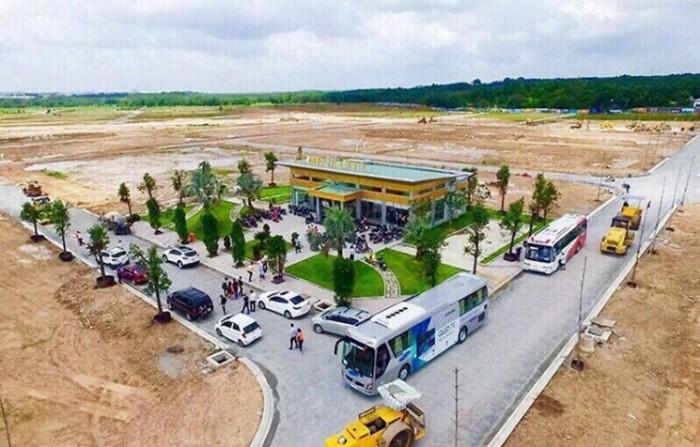 Đất nền giá rẻ ở trung tâm TX Bến Cát, giá chỉ 430tr/nên, Chiết khấu cao, đảm bảo sinh lời lớn