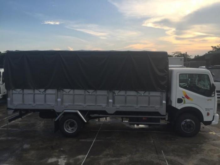 Xe tải Veam VT651 6.5 tấn, linh kiện nhập khẩu Nissan Nhật Bản