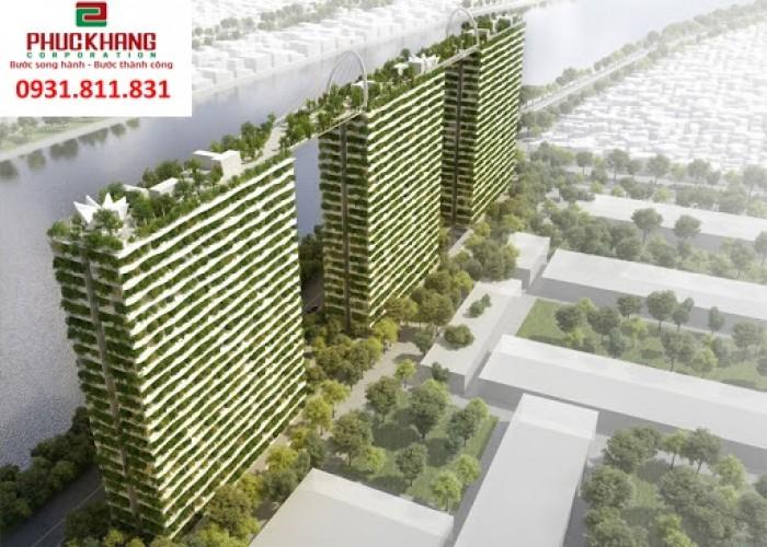 Blook C với những căn hộ dịch vụ sắp được tung ra thị trường - Diamond Lotus Riverside