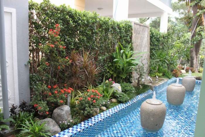 Thiết kế sân vườn, tiểu cảnh, non bộ
