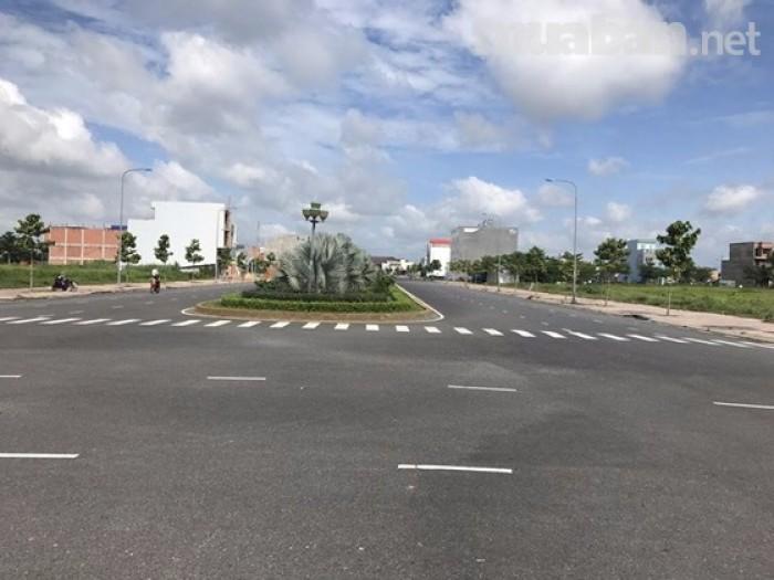 Bán gấp đất khu vực Chợ đệm gần trung tâm hành chính mới Bình Chánh sổ hồng riêng xây dựng tự do