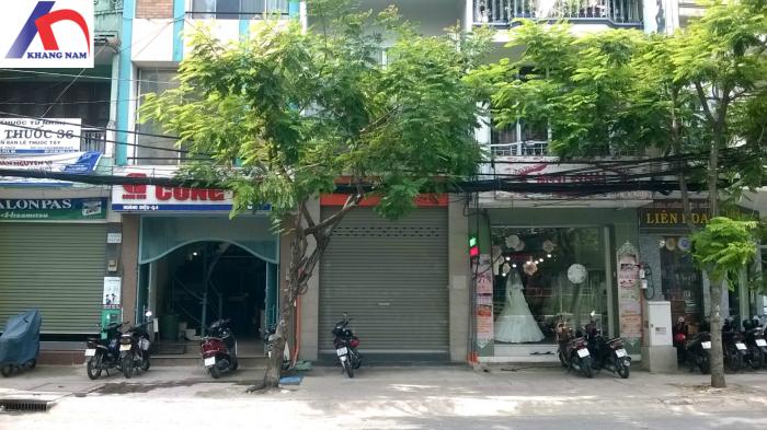 Cho thuê MB, MT Khánh Hội, Q.4, (DT: 4x18m).