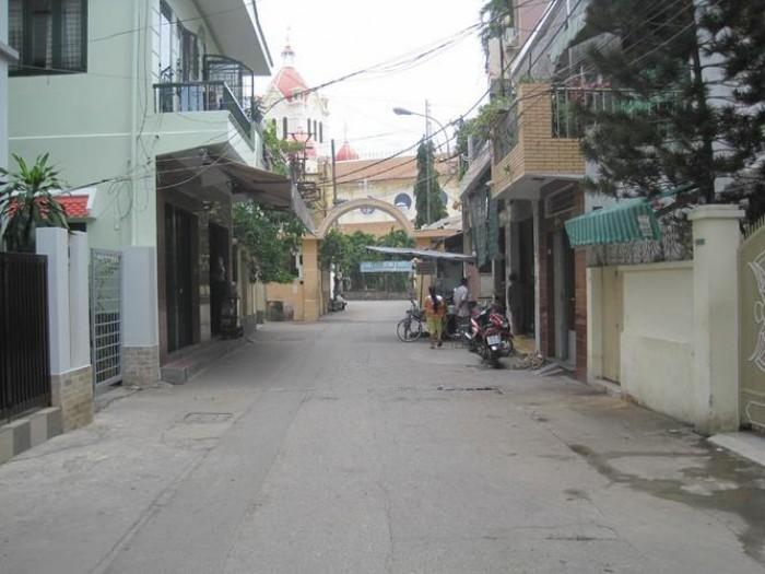 Bán HXH Nguyễn Trọng Tuyển, Q.PN. 6x20m